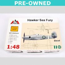 Hawker Sea Fury (Iraq)